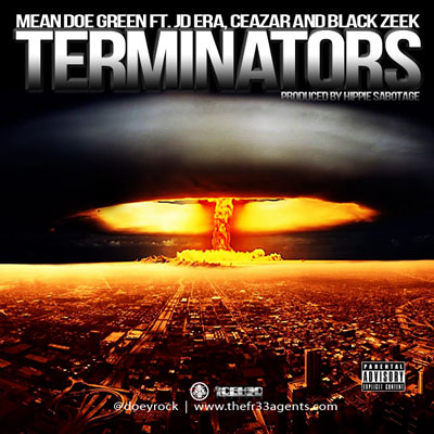 Terminators Cover