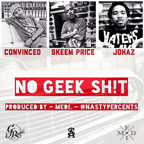 No Geek Sh!t Cover