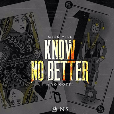 Know No Better Cover