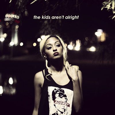 Mélat - The Kids Aren't Alright Artwork
