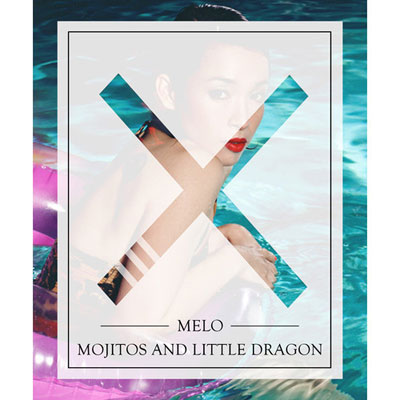 Mojitos and Little Dragon Cover