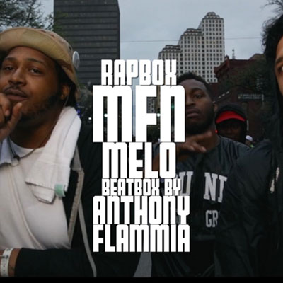MFnMelo - DJBooth RapBox Freestyle Artwork