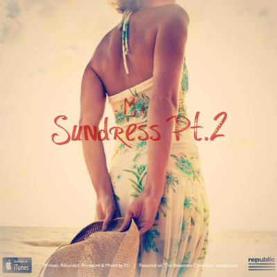 Sundress Pt. 2 Cover
