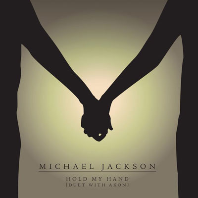 Hold My Hand Cover