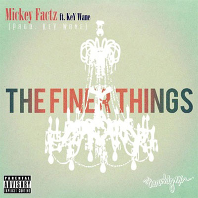 The Finer Things Cover
