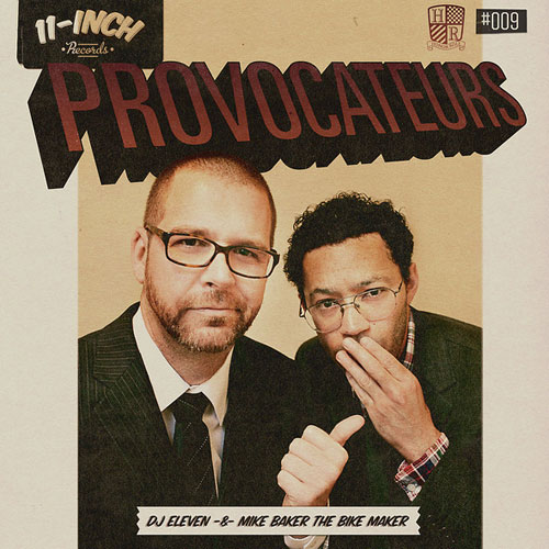 Provocateur Cover