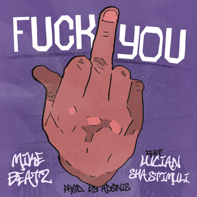 F*ck You Promo Photo