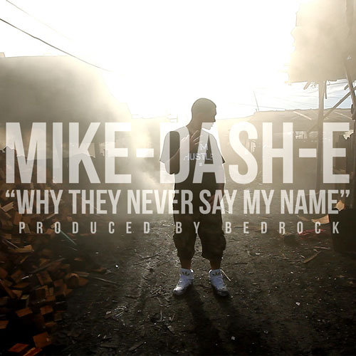 Why They Never Say My Name Cover