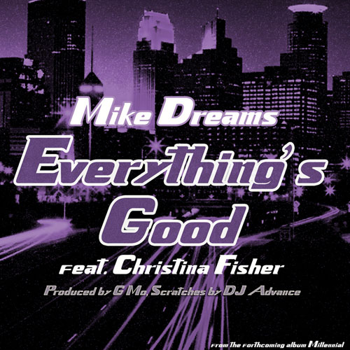 Everything's Good  Cover