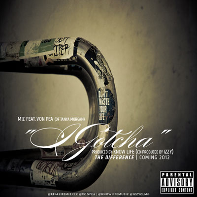 I Gotcha Cover