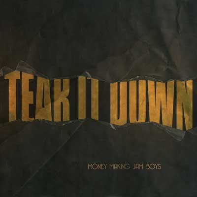 Tear It Down Cover
