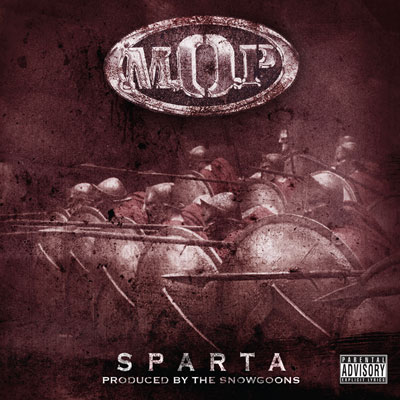 Sparta Promo Photo