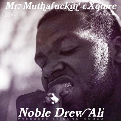 Noble Drew Ali Cover