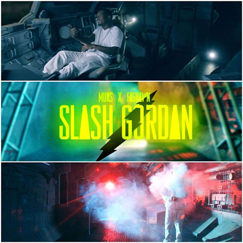 Slash Gordan Promo Photo