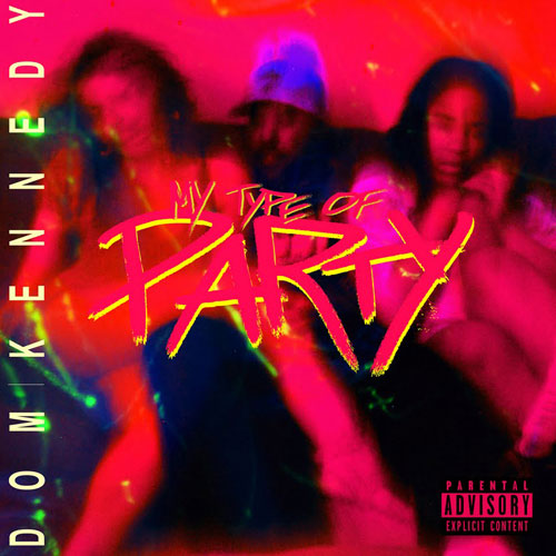My Type of Party Cover
