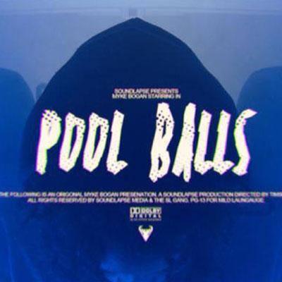 Pool Balls  Cover