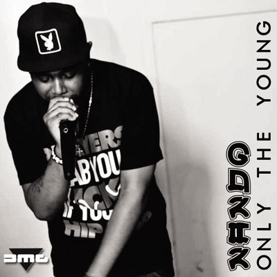 Only The Young Cover