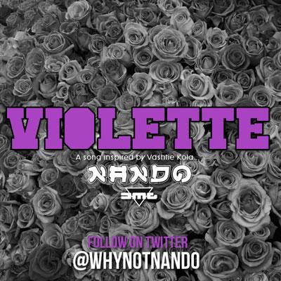 Violette  Cover