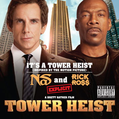 It's a Tower Heist Promo Photo