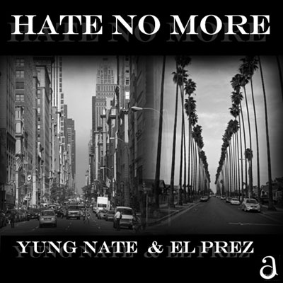 Hate No More Cover