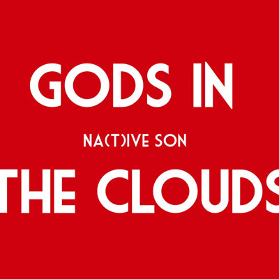 Gods in the Clouds Cover