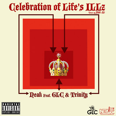 Celebration of Life's ILLZ Cover