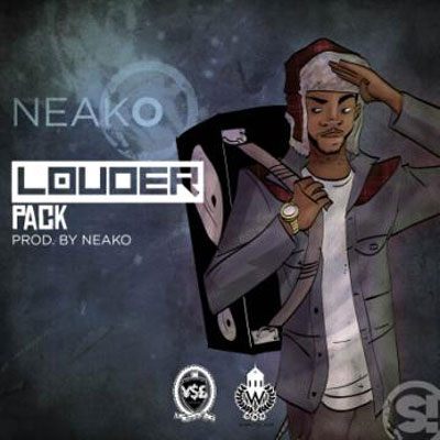 LOUDERPack Cover