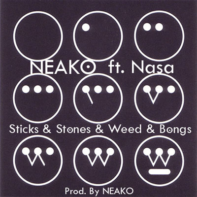 Sticks & Stones & Weed & Bongs Cover