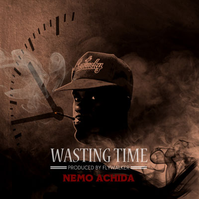 Wasting Time Cover