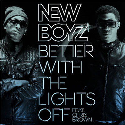Better With The Lights Off Cover