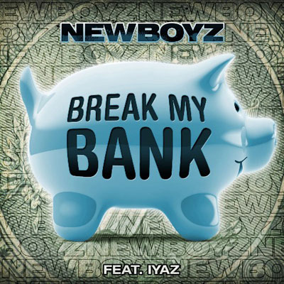 Break My Bank Cover