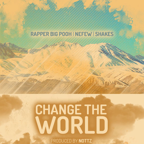 Change the World Promo Photo