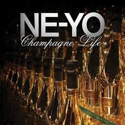 Champagne Life Cover