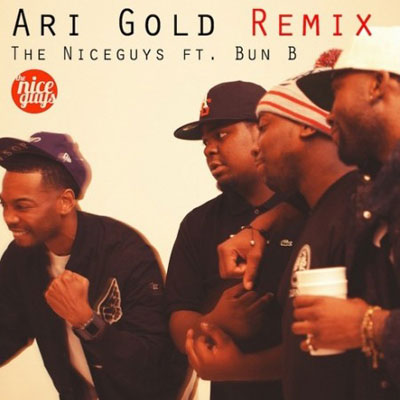 Ari Gold (Remix) Cover