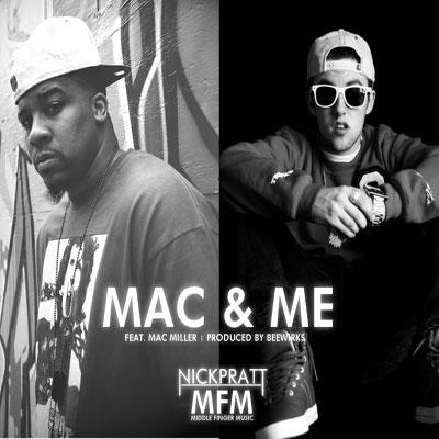 Mac & Me Cover