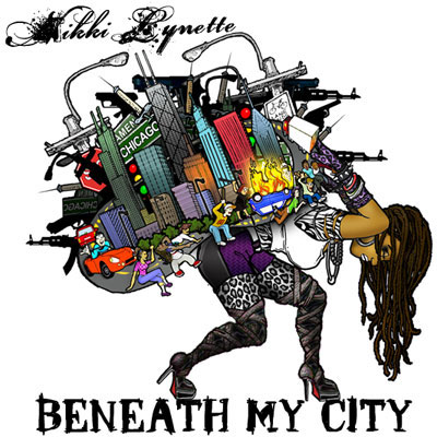 Beneath My City [Premiere] Cover