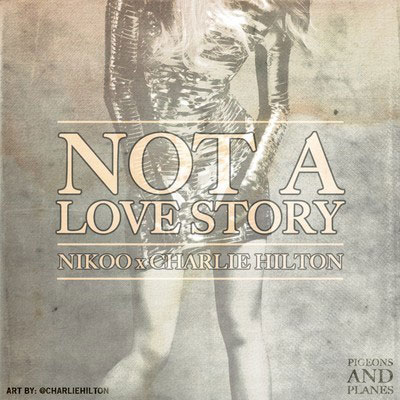 Not A Love Story Cover
