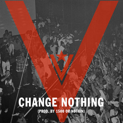 Change Nothing  Cover