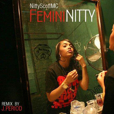 FeminiNITTY Freestyle (J.Period Remix) Cover