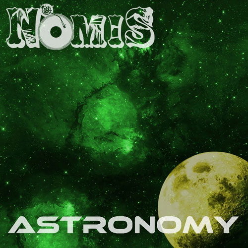 Astronomy Cover