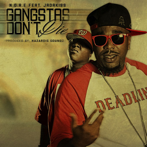 Gangsta's Don't Die Cover