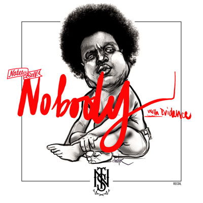 Nobody [Recoil Remix]  Cover