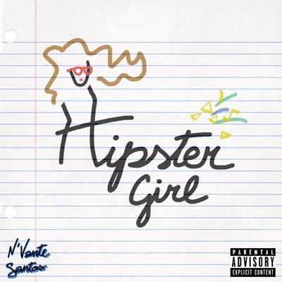 Hipster Girl Cover