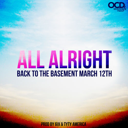 All Alright Cover
