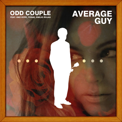Average Guy Promo Photo