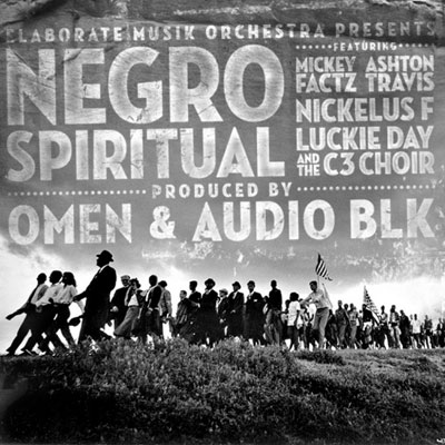 Negro Spiritual Cover