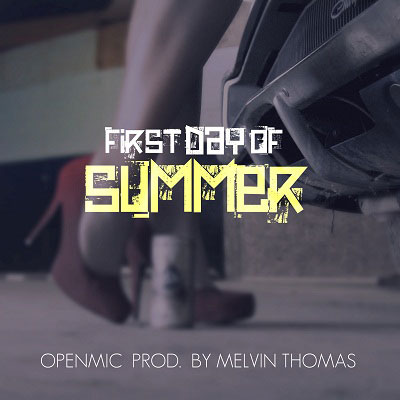 First Day of Summer Cover