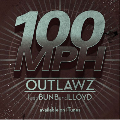 100 MPH Cover