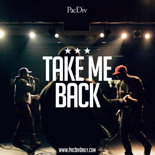 Take Me Back  Promo Photo