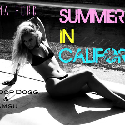 Summer in California Cover